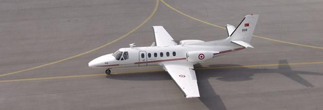 Cessna C.550 Citation-II