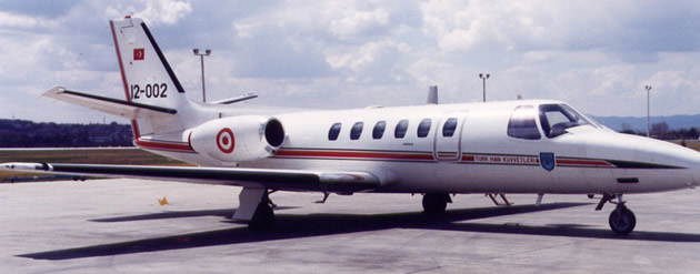 Cessna C.550 Citation-VII