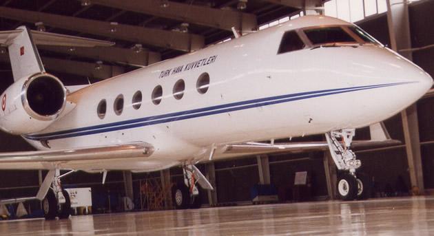 Grumman Gulfstream-IV
