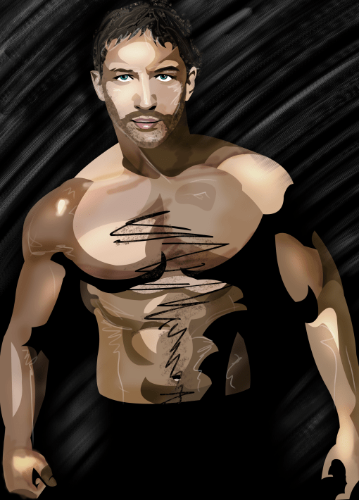 Tom Hardy as Tommy Conlon (Warrior)