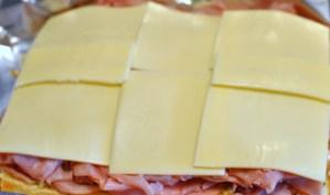 cheese layer