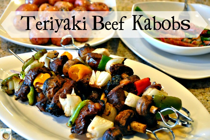 Hunk of Meat Monday: Teriyaki Beef Kabobs