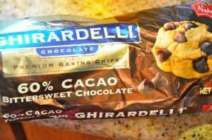 Ghirardelli Chocolate chips