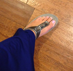 old pewter fitflops