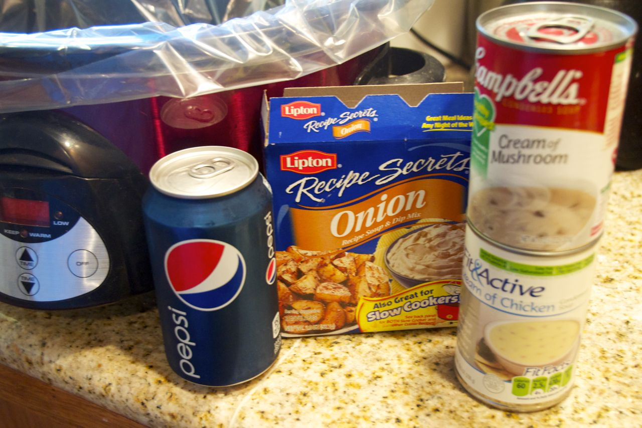 pepsi pork chop ingredients
