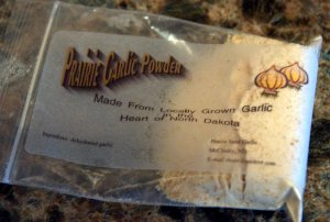 Prairie Garlic Powder