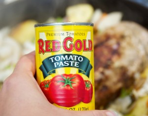 Red Gold tomato paste