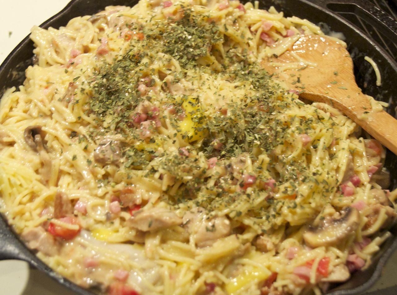 Seasonings for casserole