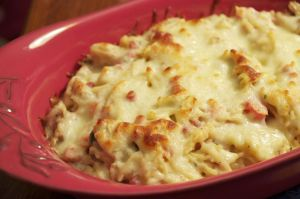 Chicken Milano – Chicken and Ham Casserole