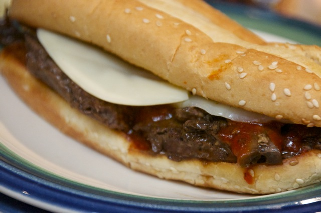 Italian Steak Sandwich