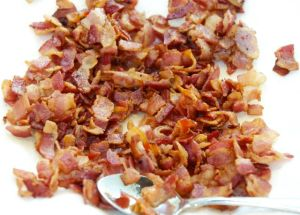 Fried Bacon Bits