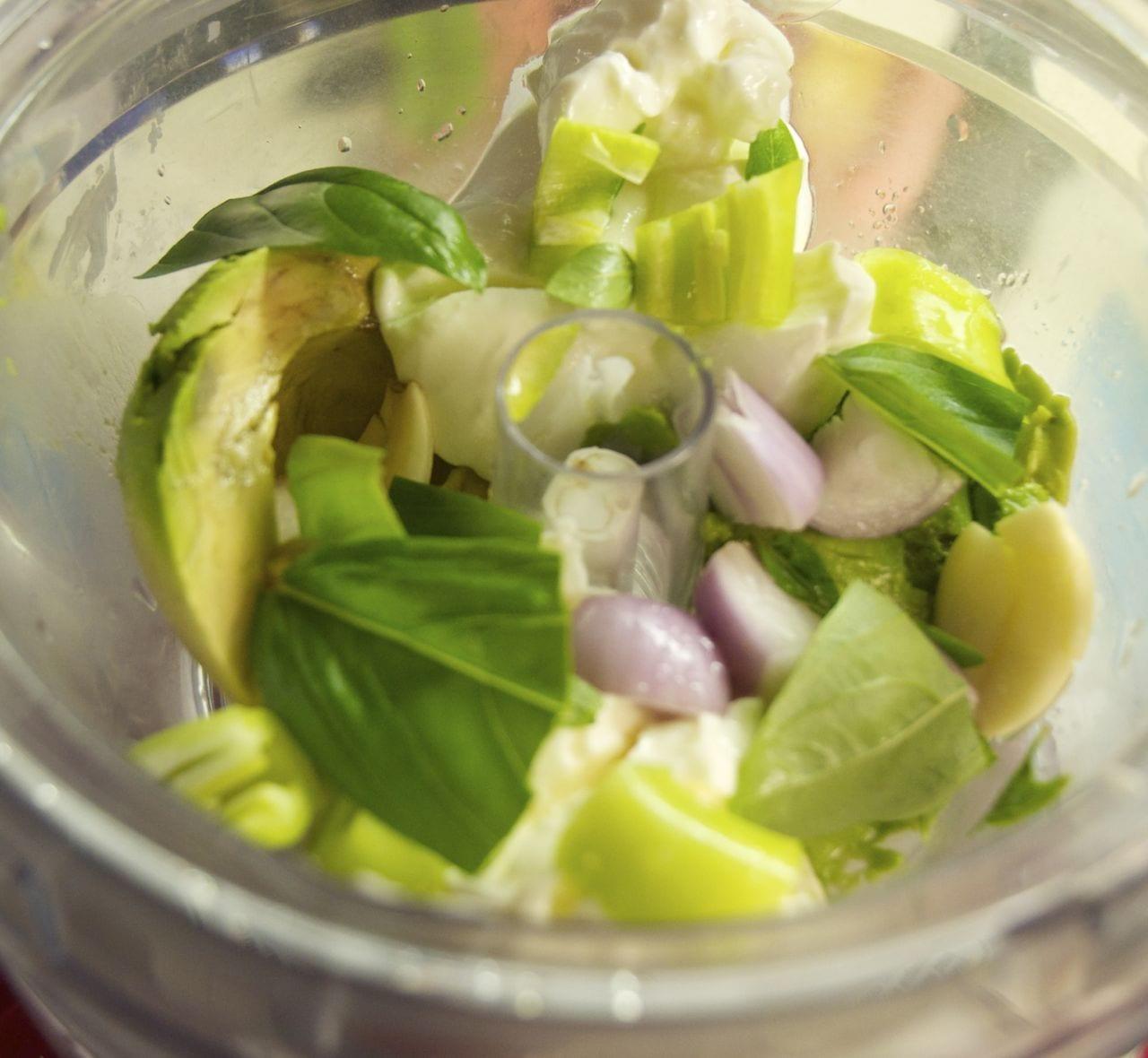 Avocado Garlic Aioli