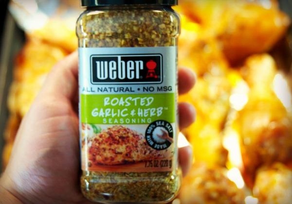 Spicy Garlic Chicken Legs Roasted Garlic Herb