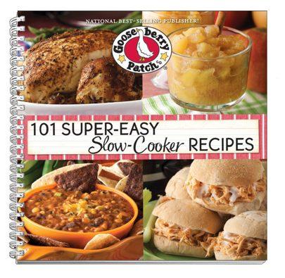 101 Super-Easy Slow Cooker Recipes