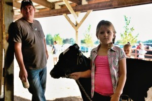 What do farm kids do all summer?
