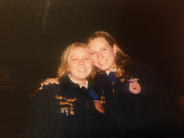 The friendships from friendly competition in FFA last a lifetime. Why FFA changed the trajectory of my life.