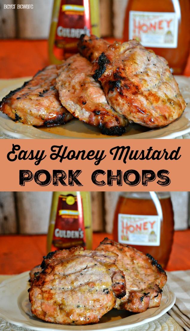 Pork chop recipes baked easy pork