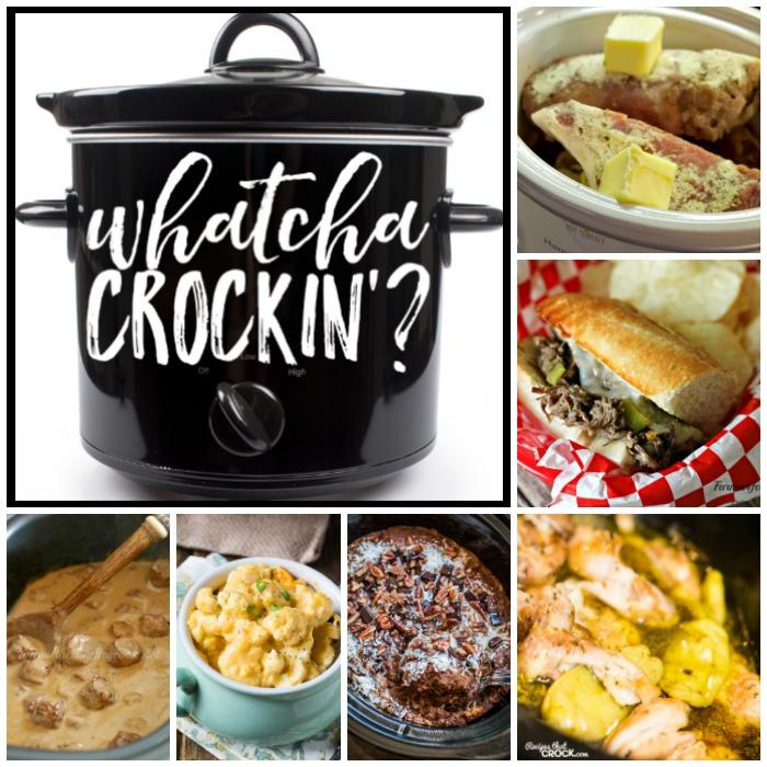 Whatcha Crockin' Wednesday – Week 1