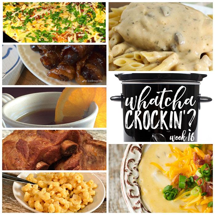 Slow Cooker Fiesta Chicken and Rice – Whatcha Crockin' – Week 16