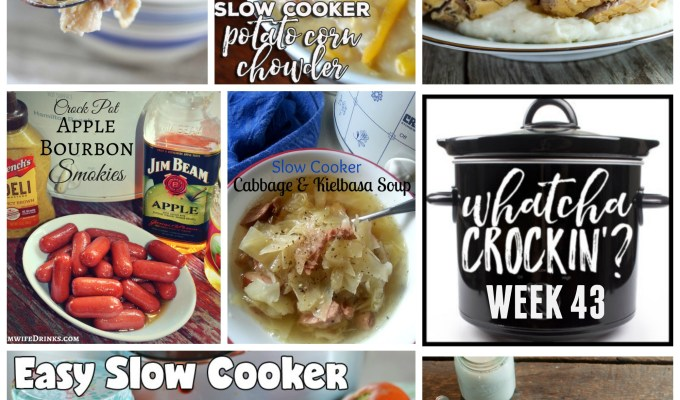 Crock Pot Beef and Noodles – Whatcha Crockin' – Week 43