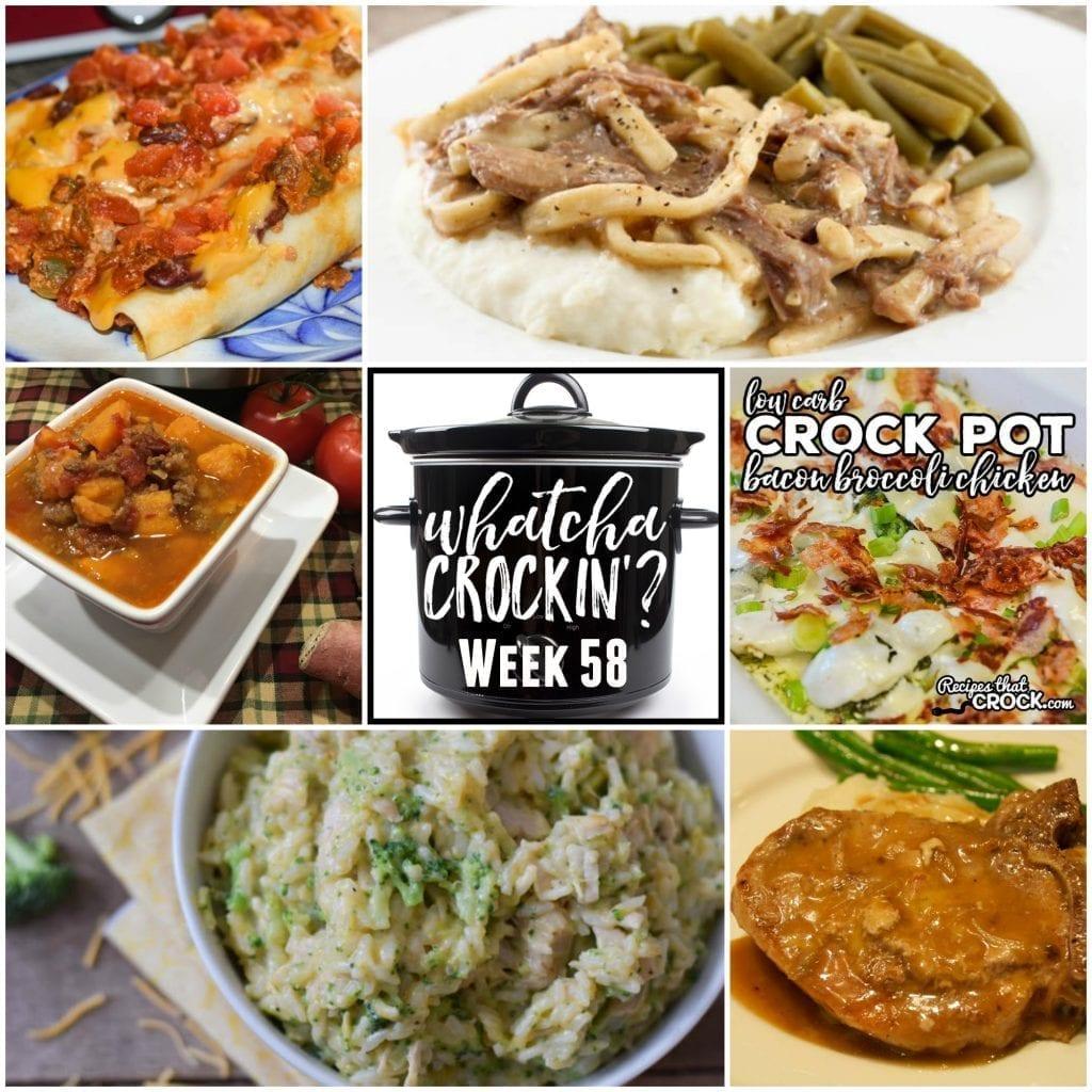 Instant Pot Cheesy Chicken Broccoli Rice – Whatcha Crockin' – Week 58