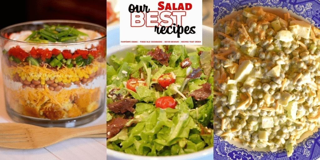 Our Best Salad Recipes