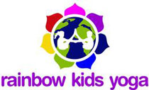 Rainbow-Kids-Yoga logo