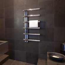 Chime towel warmer