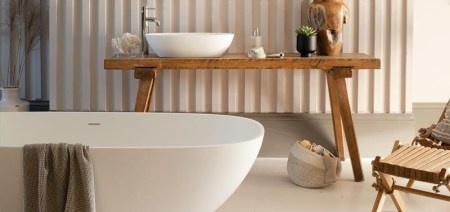 Waters Elements- Dawn Freestanding Bath 1