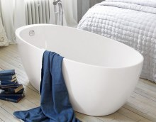Waters i-Line - Fjord Freestanding Bath