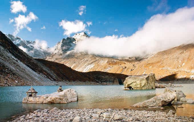 Cho Oyu, nepal