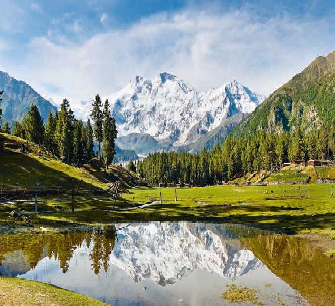 Na nga Pa rbat, pakistan
