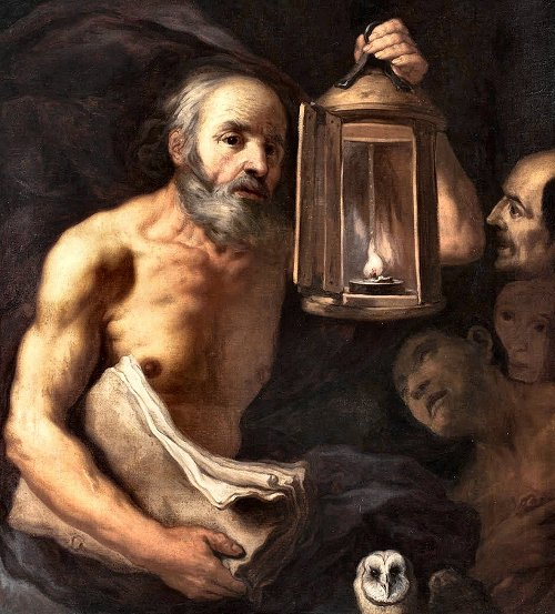 Image result for diogenes lamp