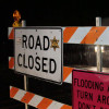 Old Snohomish Monroe Rd closed on March 9, 2014