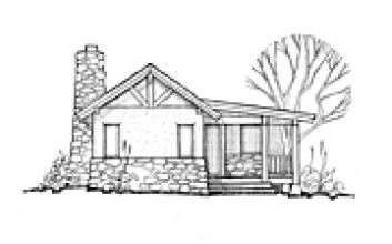 Rimrock, AZ Custom Home Front Elevation
