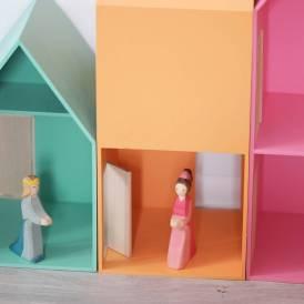 Helga Kreft houses + Ostheimer