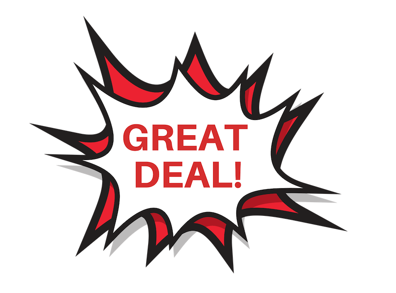 Copy of DEAL- GREAT DEAL