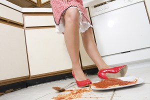 Kitchen-Accident
