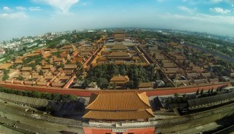 Beijing from Above