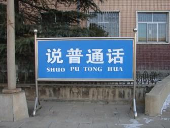 3 in 10 Chinese Do Not Speak Mandarin