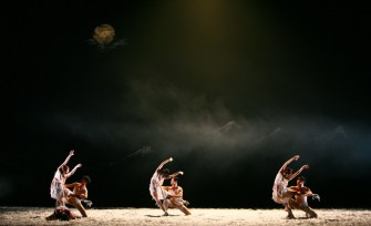 Beijing Dance Theater Dances About Poetry