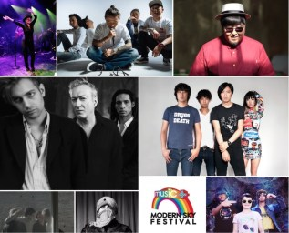 Modern Sky Festival Returns to Central Park with Legendary Bands and the Best of Chinese Indie