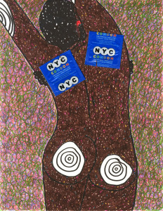 Man-361_Watercolor on Paper_275X355