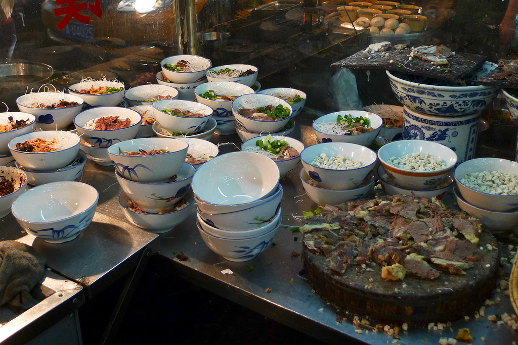 Food from Xi'an