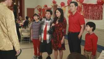 'Fresh Off the Boat' Celebrated American TV's First Chinese New Year