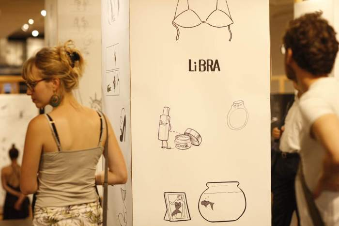 Installation View, Tango Pop up Show at Chelsea Market, photo by Da Yan.