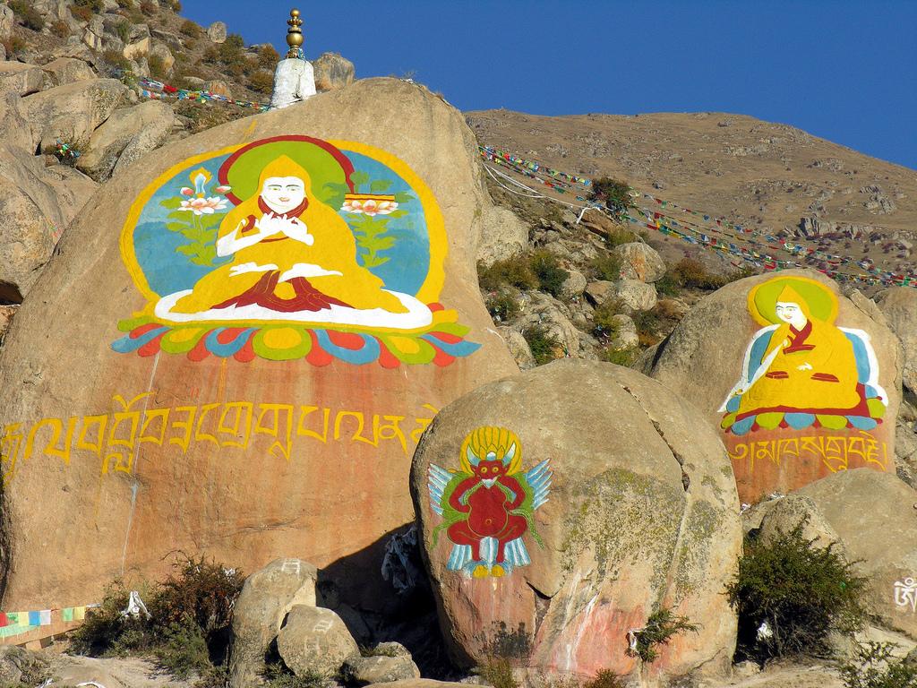 Dennis Jarvis – Tibet 5573