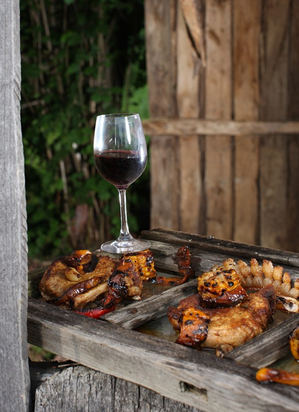 Foodshooting vin sat Cornatel 01