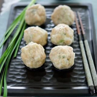 Nude dumplings