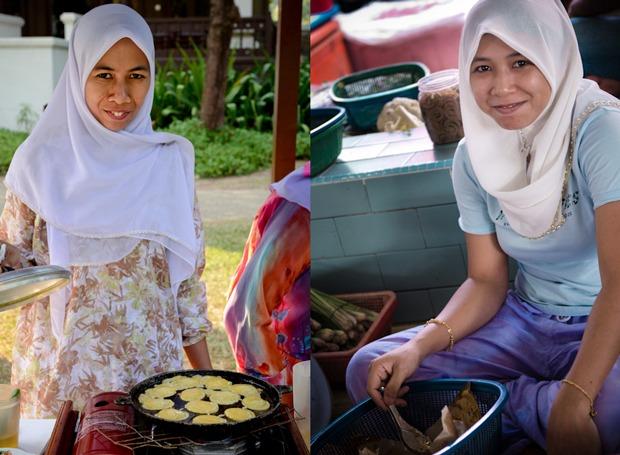 Malay ladies